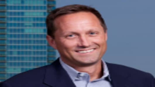 ForeScout's CFO Criss Harms