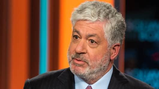 Robert Benmosche, President & CEO of AIG.