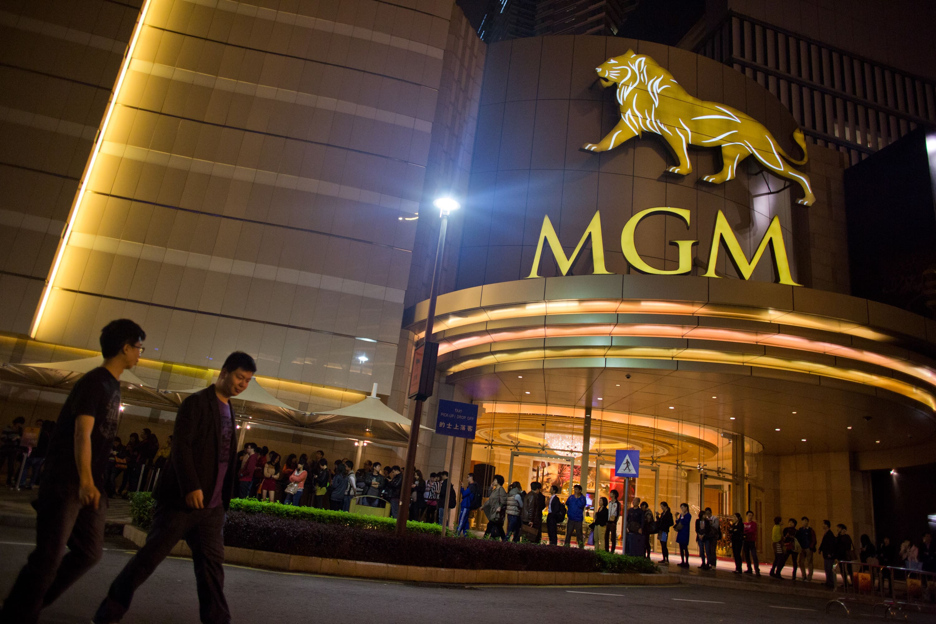 Mgm Resorts To Pop 33 As Compelling Value Play Jp Morgan Wiring Money Internationally Bmo