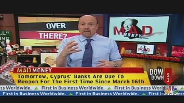Cyprus Banks to Reopen Tomorrow