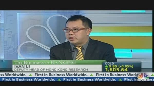 Expect More Downside Ahead for China Banks