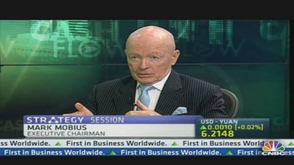Europe Has to Have a Default: Mark Mobius