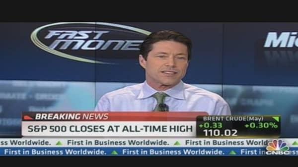 'I Went Short' Despite S&P High: Kelly