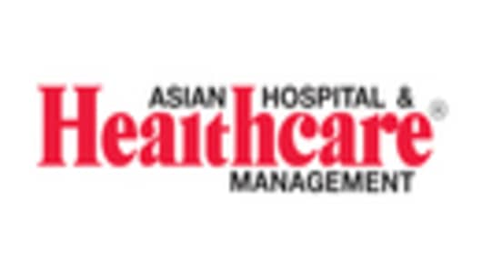 Asian Hospitals and Healthcare Management logo