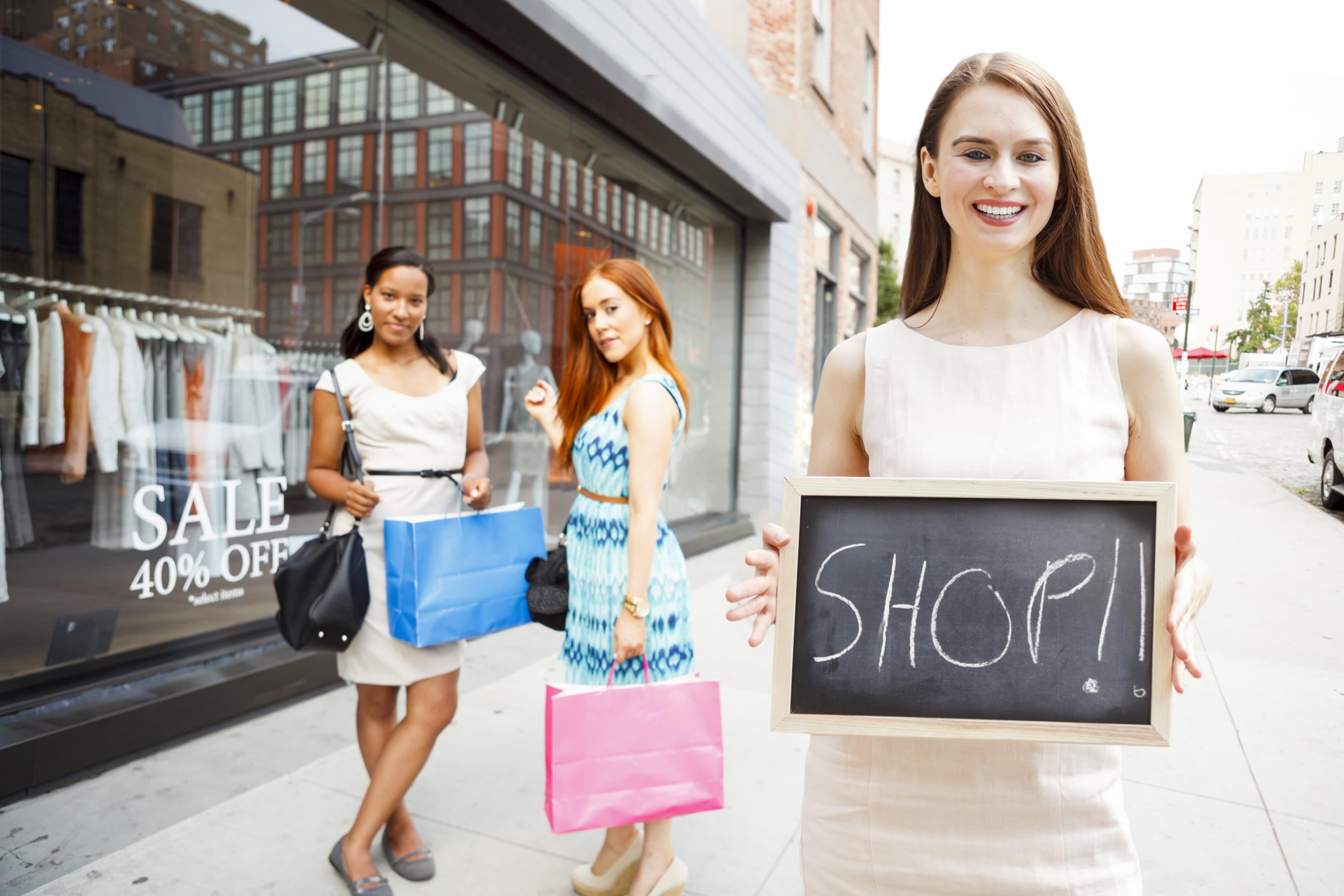 a2958fdd89c8c Shop  Til You Drop  Retail Therapy Works
