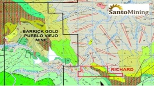 """""""Los Ranchos"""" Formation"""