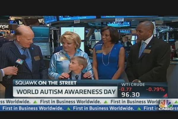 6th Annual World Autism Awareness Day