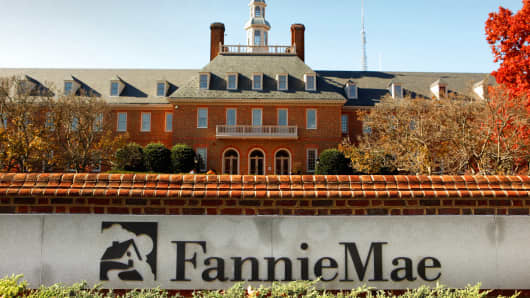 Investors Buy Lotto Ticket With Bet On Fannie And Freddie