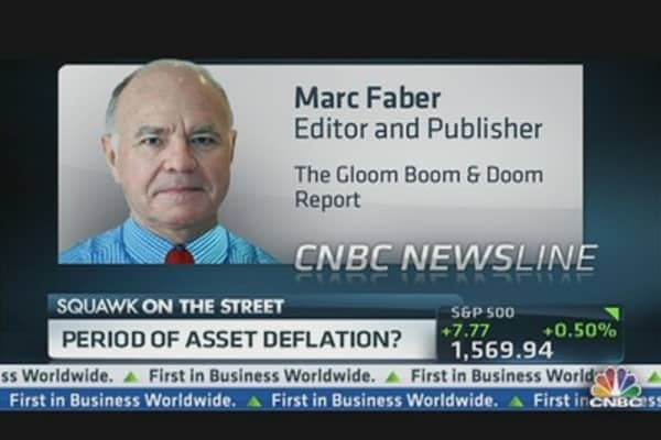 Faber's Doom Scenario