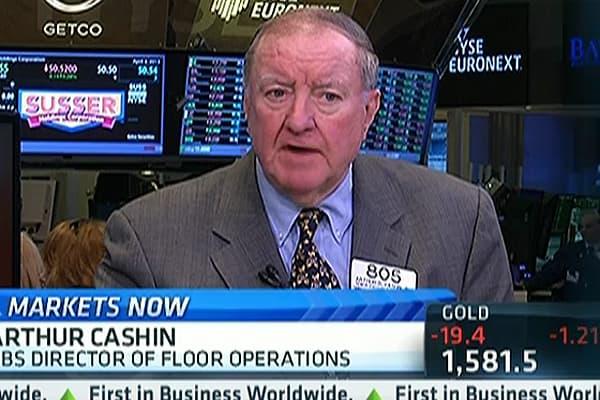Cashin: Why Stock Market's 'Levitating' Today