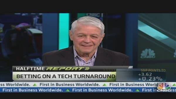 Porter Bibb's Betting on Big Data in 2Q