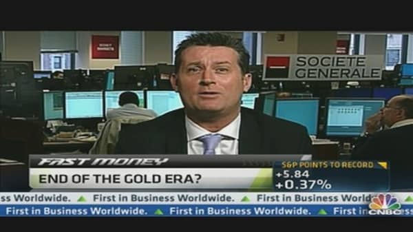 Gold Headed to $1,375 in 2013: Pro