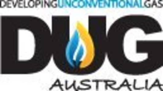 DUG Australia logo