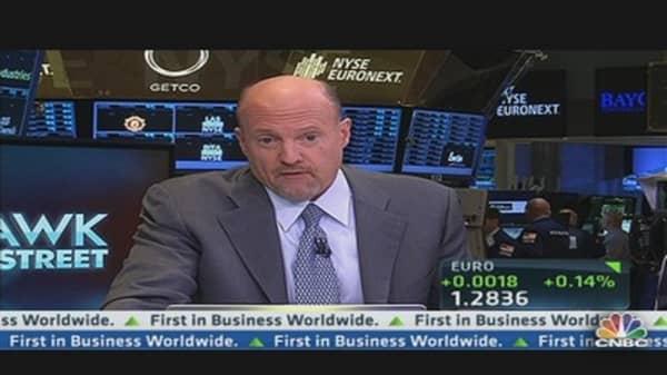 Cramer's Stocks to Watch: Kellogg & General Mills