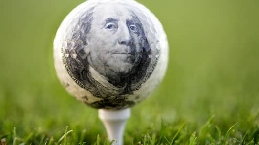 Golf Money