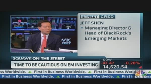 Interesting Opportunies in Emerging Markets: Pro