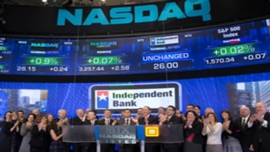Independent Bank Group IPO
