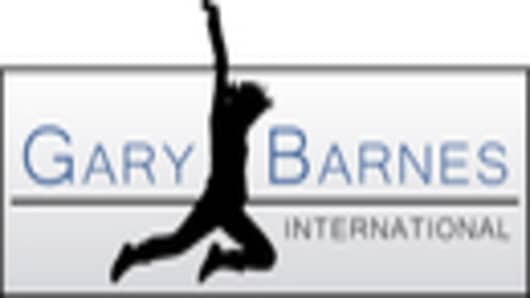Gary Barnes International logo