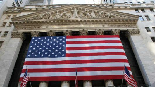 NYSE Wall Street