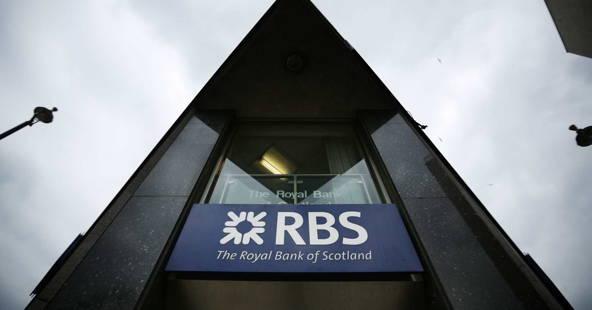 RBS says Irish border issue is key in bank's post-Brexit future