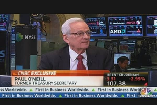 O'Neill: 0% Interest Rates Are Not Good