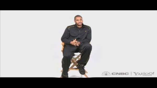 Off the Cuff: Carmelo Anthony
