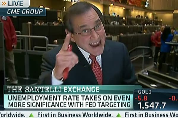 Santelli:  No Help For Those Who 'Game It'