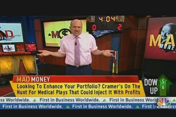 Cramer Talks Biotech Boom