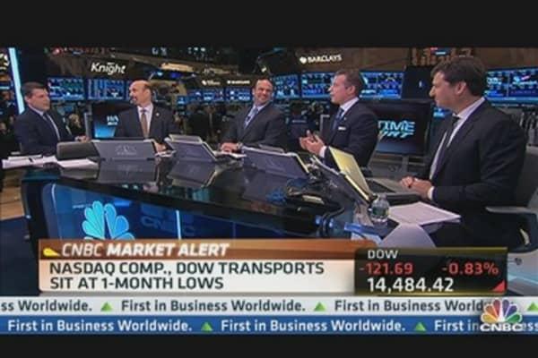 Pullback No 'Reason to Panic': Trader