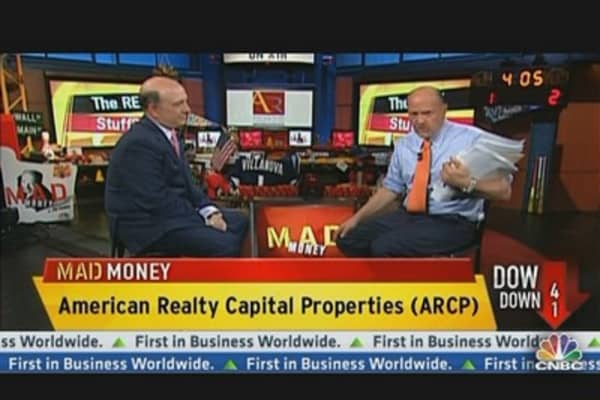 Does American Realty Capital Have the 'REIT' Stuff?