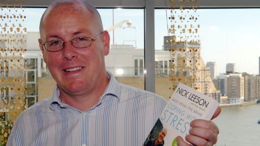 Nick Leeson, former Barings Trader