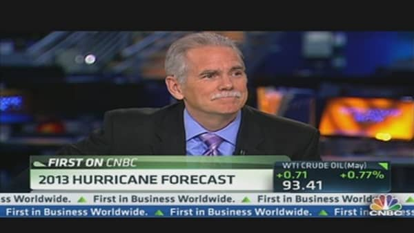 Weather Watch: 2013 Hurricane Forecast