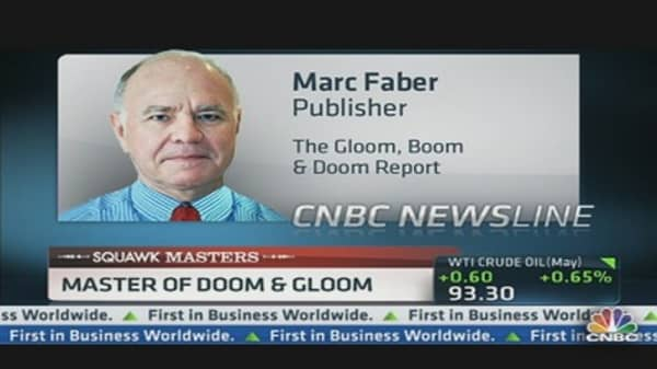 Faber's Gloomy Stock Forecast: Summer Crash Concerns