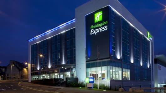 holiday inn express makes stay smart move rh cnbc com holiday inn express köln holiday inn express stuttgart airport