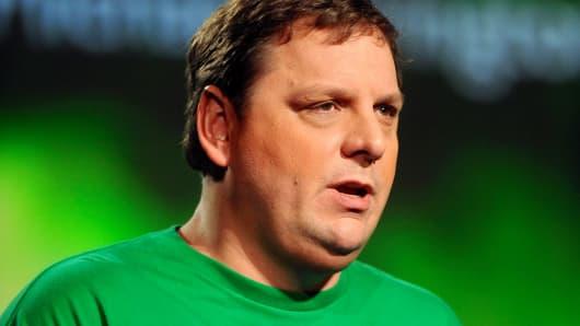 Michael Arrington, founder of TechCrunch