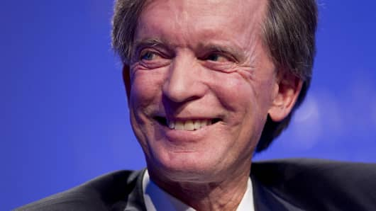 Bill Gross, co-chief investment officer of Pacific Investment Management Co. (PIMCO)