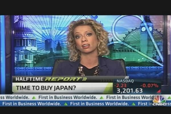 Japan 'Definitely Has Further to Go': Gemma Godfrey