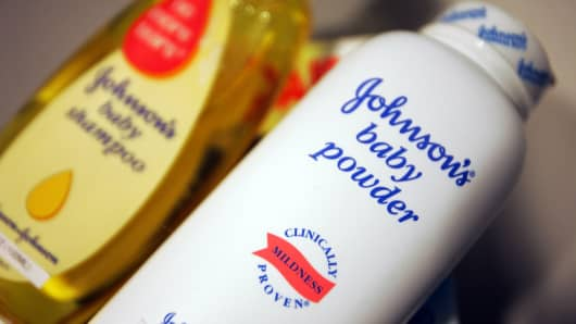 Sell Johnson & Johnson because of its 'stretched' valuation: Goldman