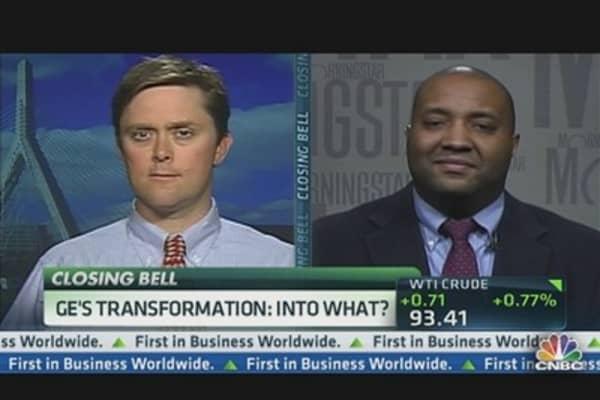 GE's Transformation