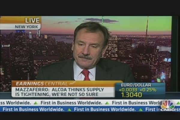 Alcoa's Results Not Exciting: Expert