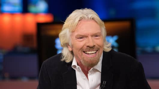 Sir Richard Branson, Virgin Group founder and chairman