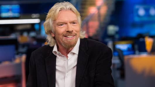 Sir Richard Branson, Virgin Group, Founder and Chairman