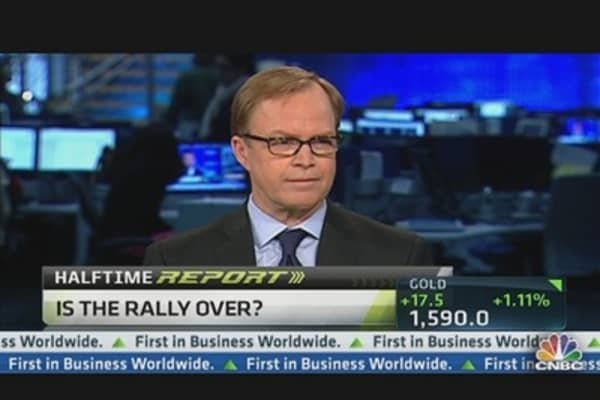 Get Ready For Rally's End: Expert
