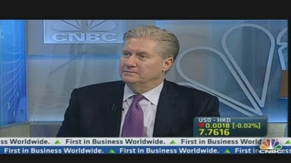 CNBC Exclusive: Sands China CEO