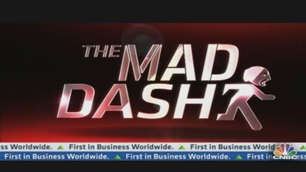 Cramer's Mad Dash: First Solar
