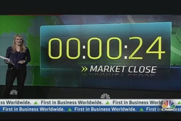 European Market Closes Sharply Up