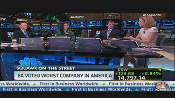 And the Worst Company in America Is...