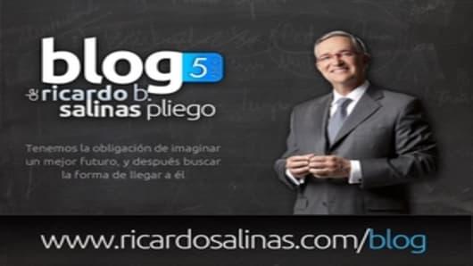 Blog Ricardo Salinas