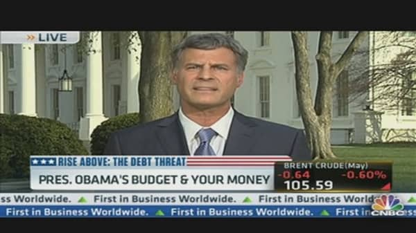 President Obama's Budget & Your Money