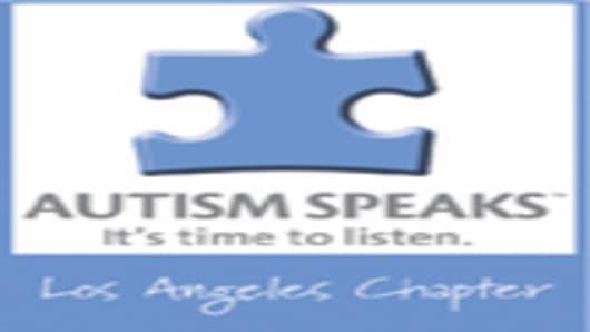 Autism Speaks Los Angeles Logo
